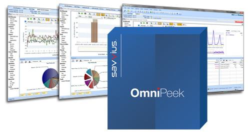 OmniPeek Sniffer réseau distribué